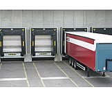 Logistics, Forwarding, Goods transport