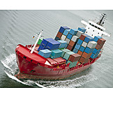 Boating, Container ship, Cargo