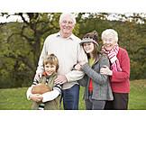 Grandson, Togetherness, Grandparent, Generation