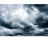 Sky Only, Storm, Rain Cloud