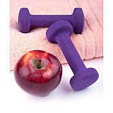 Health, Dumbbell