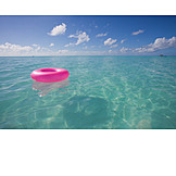 Holiday & Travel, Inflatable Ring, Indian Ocean