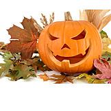 Squash, Halloween, Autumn decoration