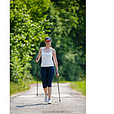 Sports & Fitness, Active, Nordic Walking