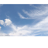 Sky Only, Cloudy Sky, Cirrus