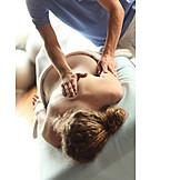 Wellness & Relax, Massage, Rückenmassage
