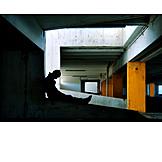 Isolation & Einsamkeit, Soziales, Obdachlos, Alleine