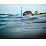 Summer, Snorkeling, Diving
