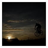 Extreme Sports, Mountain Bike, Cycling