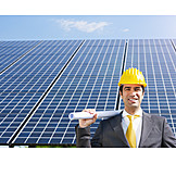 Solar energy, Engineer, Photovoltaic system