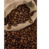 Coffee, Coffee bean, Coffee sack