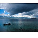 Storm, Rain cloud, Philippines