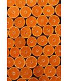 Orange, Orange slice, Orange half