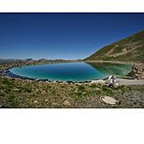 Reservoir, Samnaun