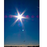 Sun, Sunbeam