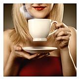 Genuss & Konsum, Kaffeepause, Kaffeearoma