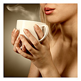 Indulgence & Consumption, Drinking, Coffee Time, Coffee Aroma