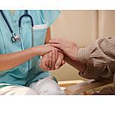 Pflege & Fürsorge, Pflege, Altenpflege, Pflegedienst
