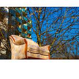 Armchair, Garbage, Kreuzberg