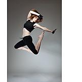 Dance, Jumping, Dancer, Modern dance