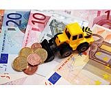 Baufinanzierung, Baukosten