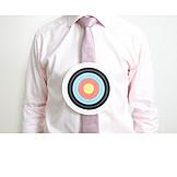 Businessman, Danger & Risk, Target