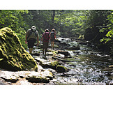 Hiking, Nordic walking, Hiking vacation
