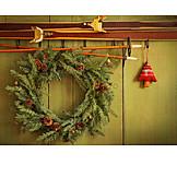 Christmas, Christmas decorations, Christmas wreath