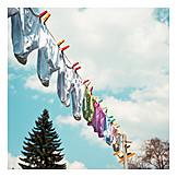 Clothesline, Laundry, Washing day