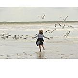 Mädchen, Sorglos & Entspannt, Freiheit & Selbständigkeit