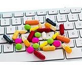 Medikament, Apotheke, Versandapotheke