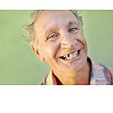 Man, Smiling, Portrait, Cuban ethnicity