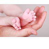 Säugling, Pflege & Fürsorge, Fuß