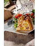 French cuisine, Quiche lorraine