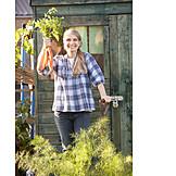 Carrots, Gardening, Gardener, Domestic farming