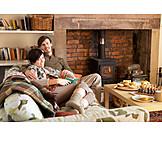 Domestic life, Comfortable, Relationship