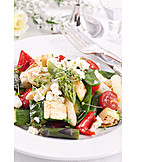 Asparagus, Appetizer, Asparagus salad