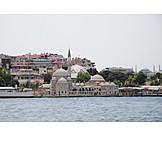Mosque, Istanbul, Schemsi pasha mosque