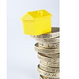 Kredit, Bausparvertrag, Hauskauf, Baufinanzierung