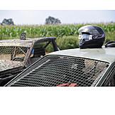 Extreme Sports, Helmet, Stock Car