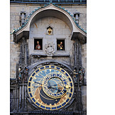 Astronomical clock, Astronomical clock, Prague
