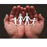 Zuhause, Geborgenheit, Familie, Gemeinsam