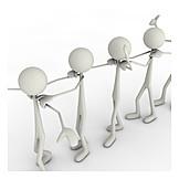 Togetherness, Teamwork, Together