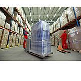 Logistics, Storage, Warehouse, Inventory, Warehouse Clerk