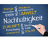 Environment Protection, Climate Protection, Sustainability, Alternative Energy