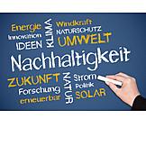 Umweltschutz, Klimaschutz, Nachhaltigkeit, Alternative Energien