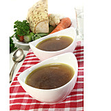 Broth, Beef soup, Bouillon