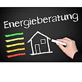 Energy, Energy Use, Energy Efficiency, Energy Identity Card, Energy Advice