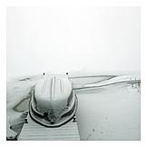 Winter, Snow, Icy