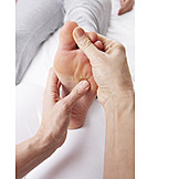 Foot, Physiotherapist, Physical Therapy, Reflexology, Reflexology, Acupressure
